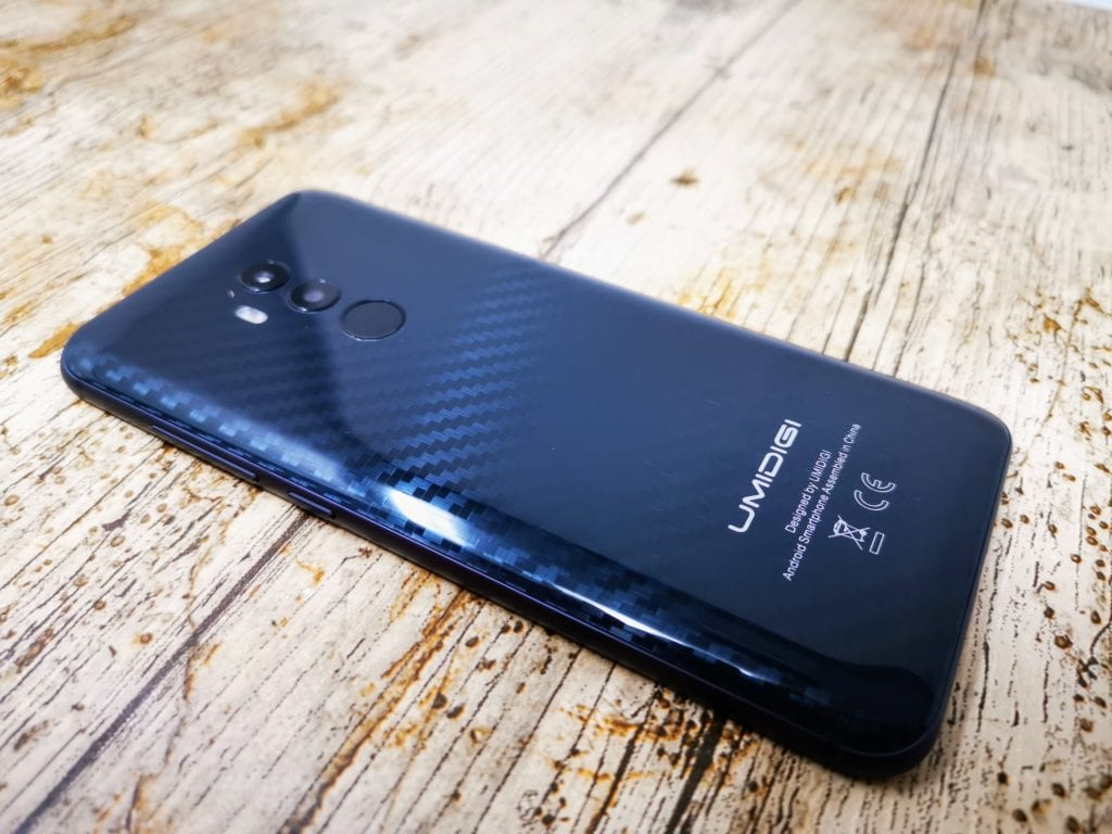 Umidigi Z2 Budget Smartphone Review - £175 notched full-screen display with dual rear & front cameras 7