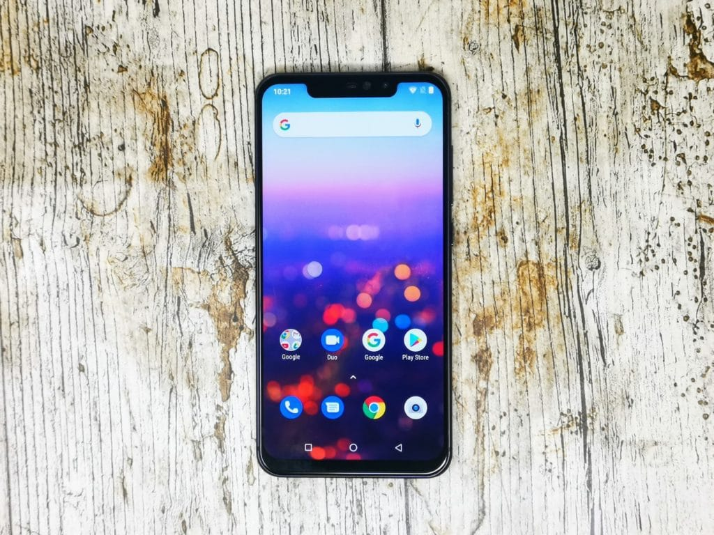 Umidigi Z2 Budget Smartphone Review - £175 notched full-screen display with dual rear & front cameras 2