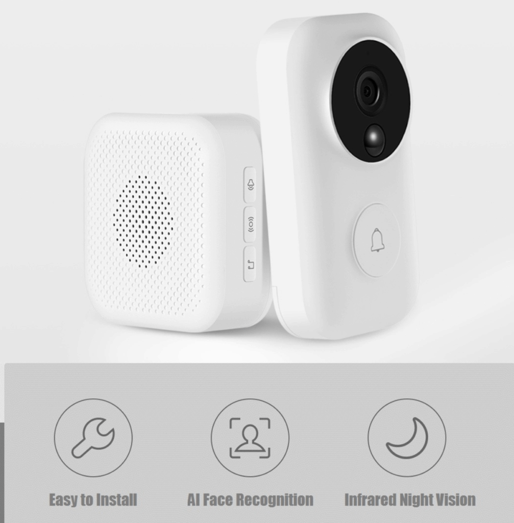 Xiaomi Zero Smart Doorbell could be an affordable Ring / Nest Hello alternative 5
