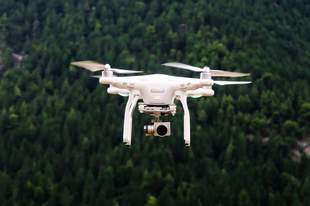 A guide to shooting videos and photos with drones for beginners 2