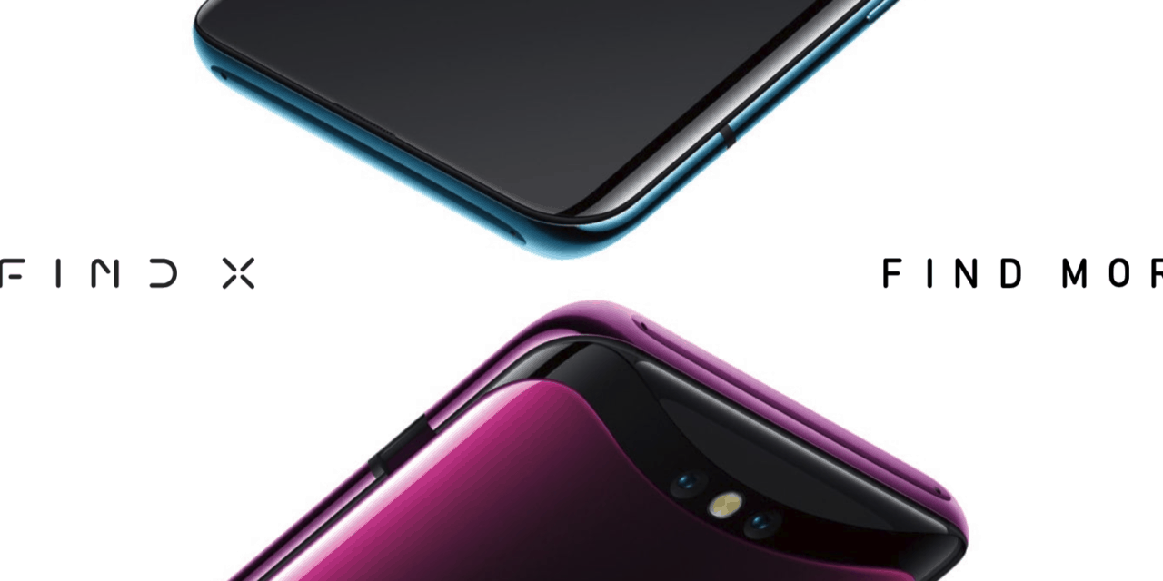 Oppo Launches in the UK with Find X for £799 & RX17 Pro for £549