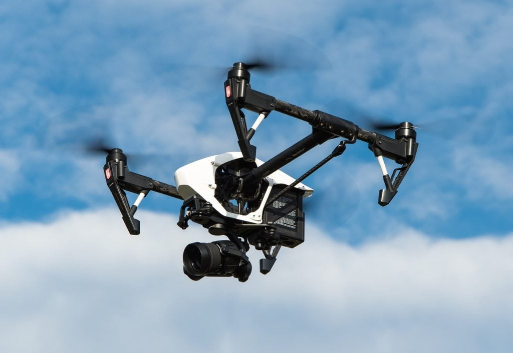 A guide to shooting videos and photos with drones for beginners 1