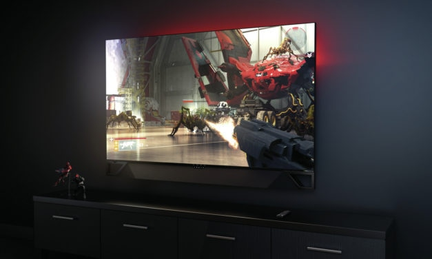 $5k HP Omen X Emperium 65-inch 4k 144hz G-Sync HDR Monitor with Soundbar announced at CES