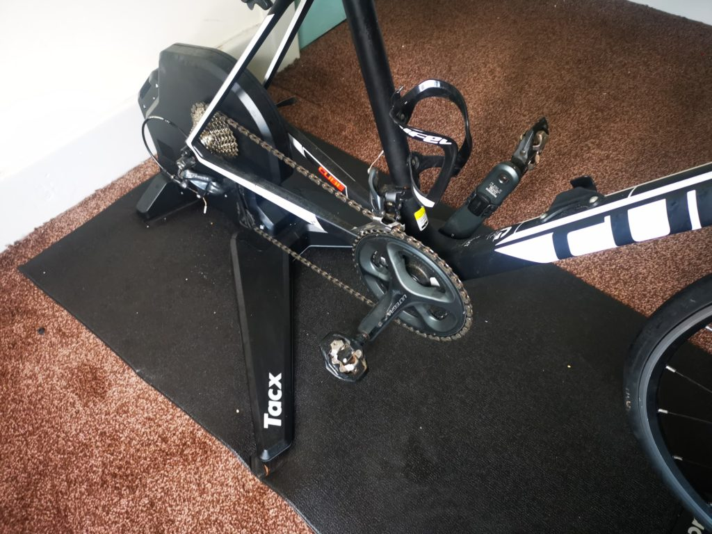 Tacx Flux S Smart Turbo Trainer Review – Zwift compatible trainer 5