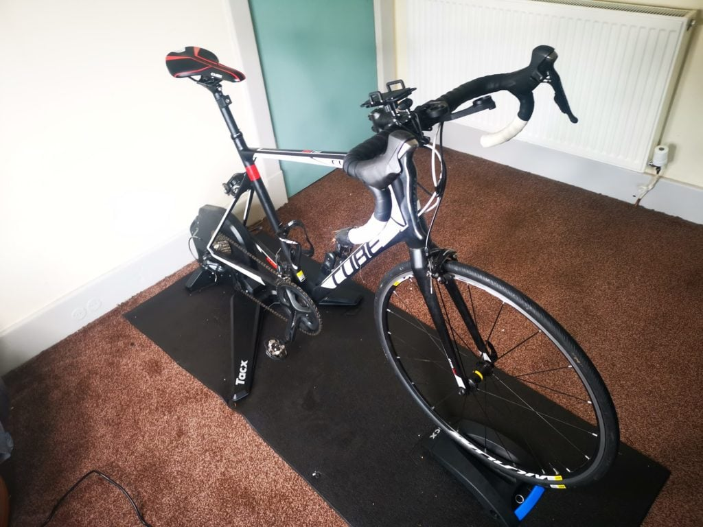 Tacx Flux S Smart Turbo Trainer Review – Zwift compatible trainer 6