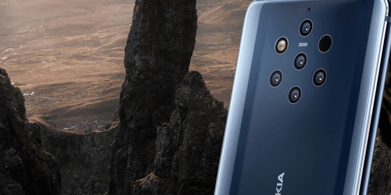 Nokia 9 PureView announced. Will its dated internals distract from the revolutionary camera?