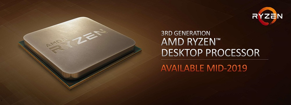 AMD Ryzen 3000 Desktop CPUs, X570 and Radeon Navi in now rumoured