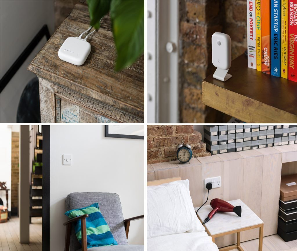 Den Automation Review – Mechanical smart light switches and power 1