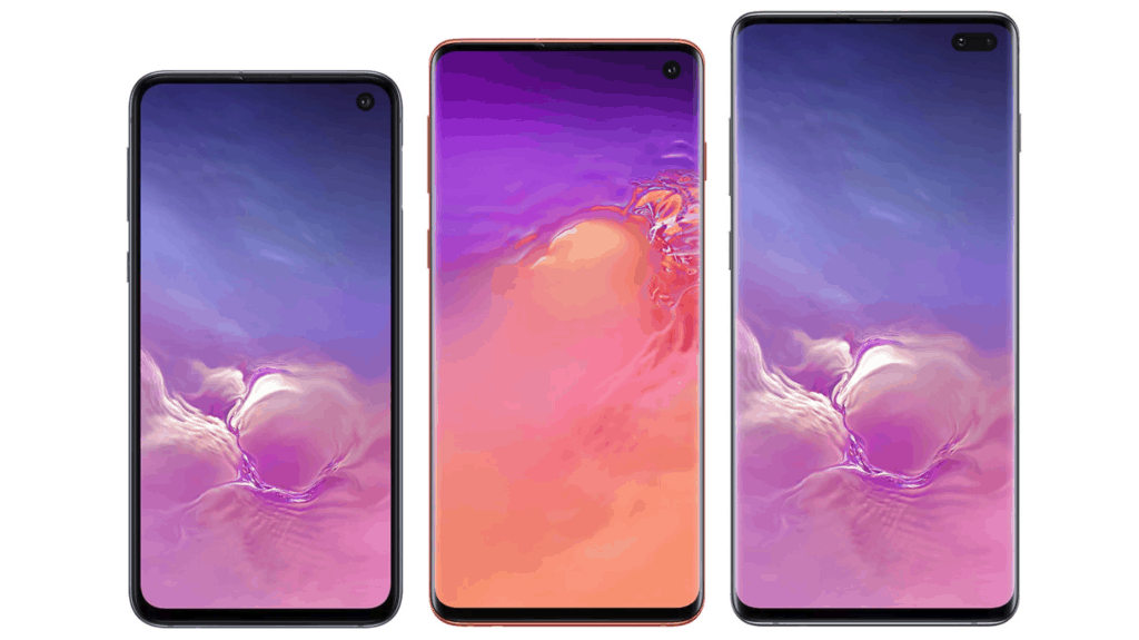 Four Samsung Galaxy S10 models launched for all us plebs that can't afford the Galaxy Fold 1
