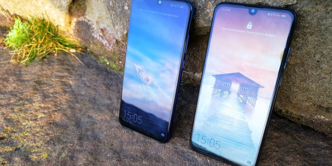Honor 10 Lite vs Huawei P Smart 2019 Comparison. Are there any differences?