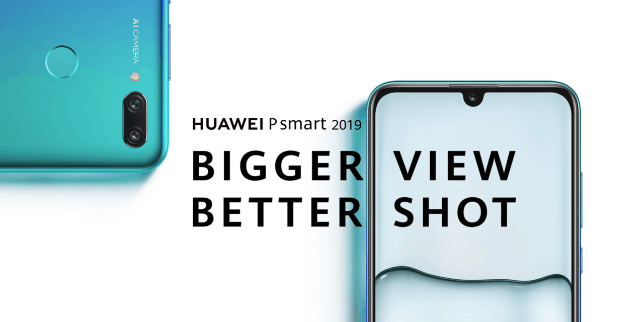 Huawei P Smart 2019 Review – premium looks and features for under £200