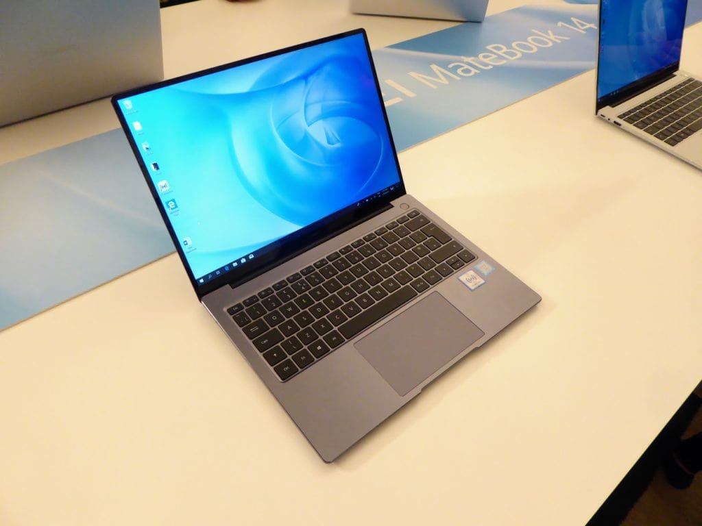 Huawei Matebook X Pro refreshed for 2019 with i7 8565u & Nvidia MX250 2GB. Plus new OneHop NFC sharing tech 2