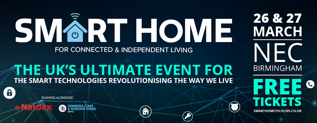 What to expect at the Smart Home Expo