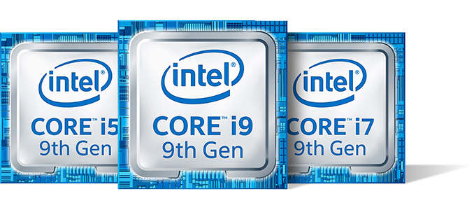 Intel 9th Gen Notebooks CPUs revealed: 8-core 16-thread i9-9980HK & 8-core i7-9850H