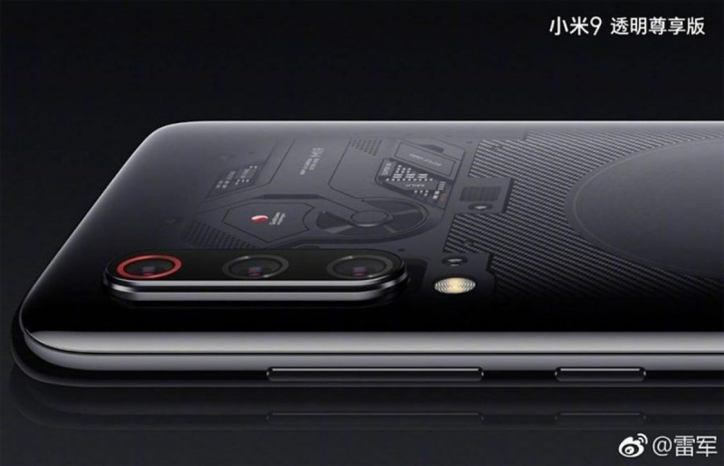 Xiaomi Mi 9 available for pre-order for £461 at Giztop. Full specification revealed. 5