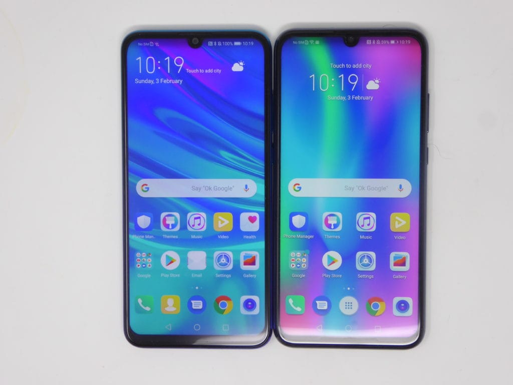 Honor 10 Lite vs Huawei P Smart 2019 Comparison. Are there any differences? 3