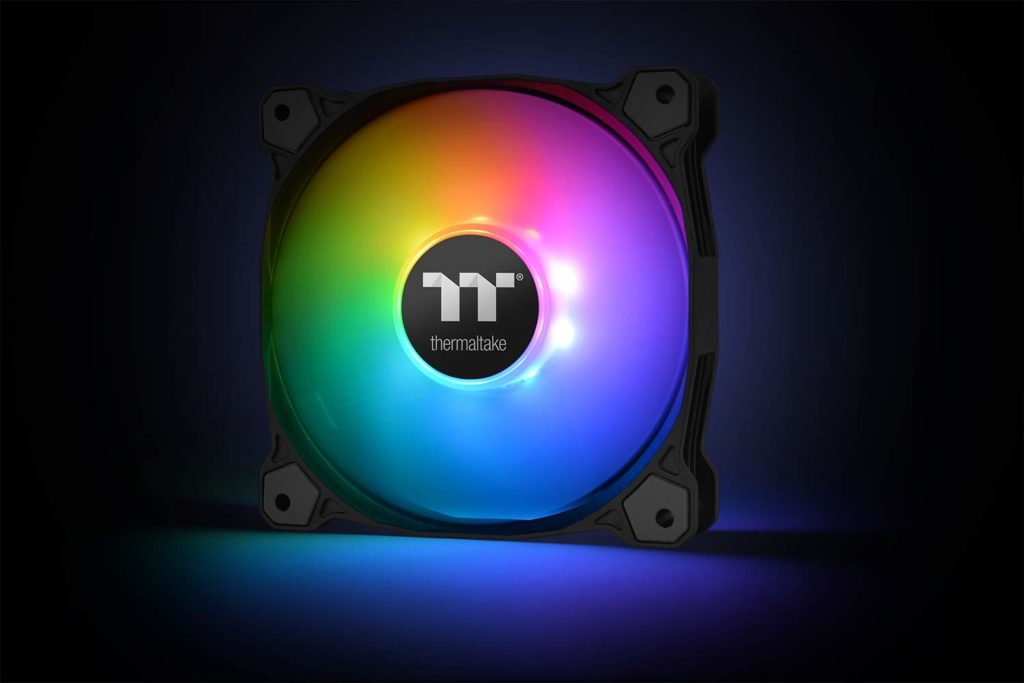Thermaltake Pure 14 ARGB Sync Radiator Fan Review - The most affordable ARGB fans available 5