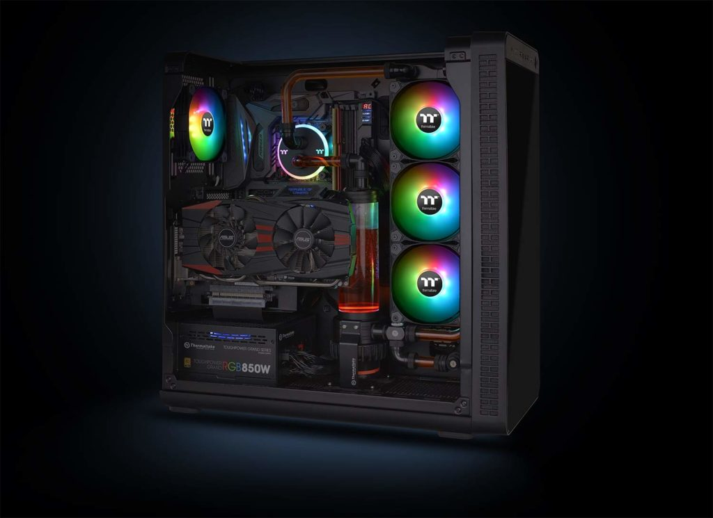 Thermaltake Pure 14 ARGB Sync Radiator Fan Review - The most affordable ARGB fans available 6