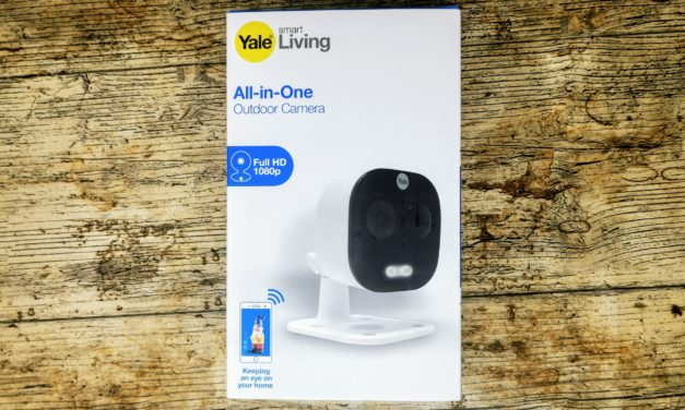Yale Smart Living All in One Outdoor Camera Review – SV-DAFX-W
