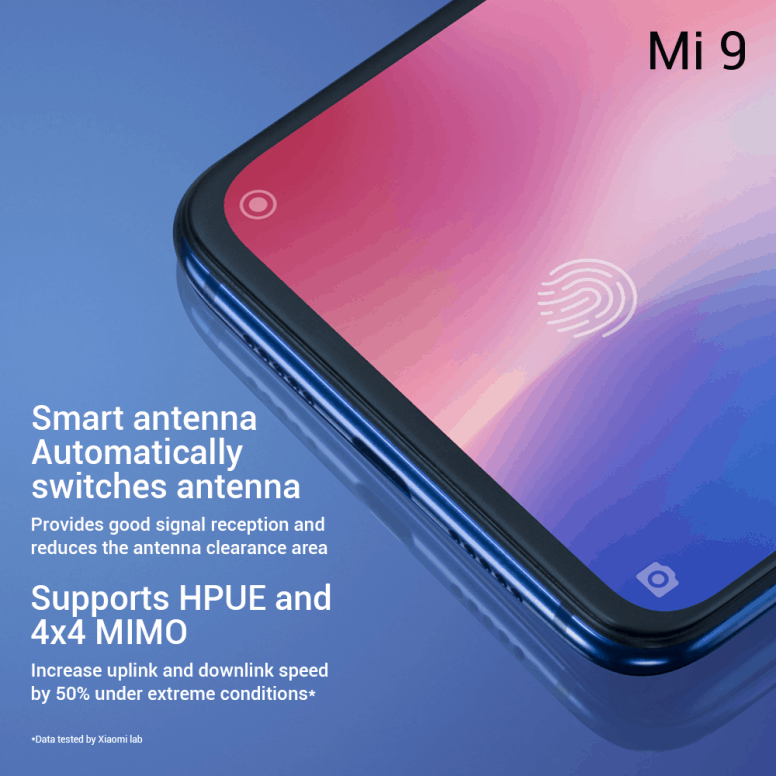 Xiaomi Mi 9 Officially Launch. SE model announced with Snapdragon 712 chipset 4