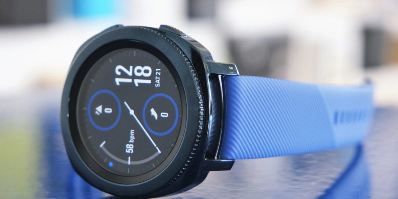 Samsung Galaxy Watch Active (SM-R500) will have smaller display and no rotating bezel ring