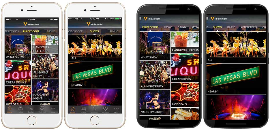 Top 3 Apps for Navigating Las Vegas Casinos 1
