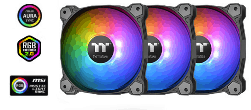 Thermaltake Pure 14 ARGB Sync Radiator Fan Review – The most affordable ARGB fans available