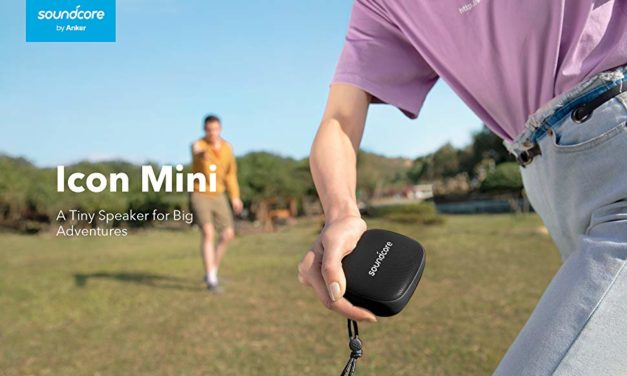 Gane un mini altavoz Bluetooth Anker Soundcore Icon