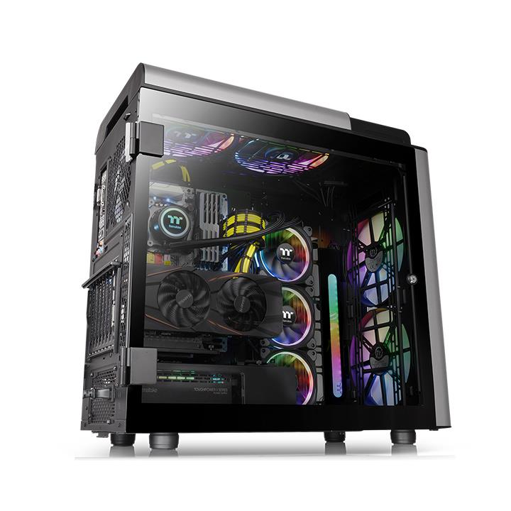 Thermaltake Level 20 GT Tempered Glass ARGB Full Tower PC Case Review 18