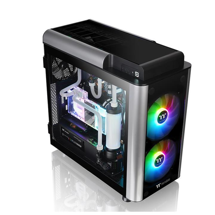 Thermaltake Level 20 GT Tempered Glass ARGB Full Tower PC Case Review 15