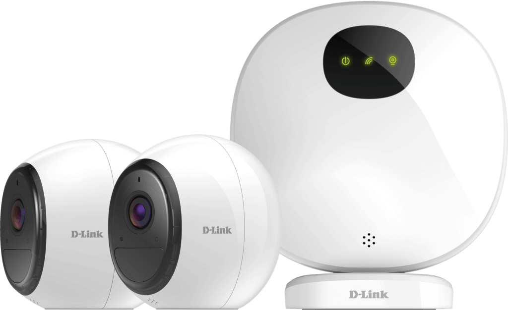 D-Link Wire-Free Camera Kit Review – A competitively priced wire free surveillance system - DCS‑2802KT‑EU 2
