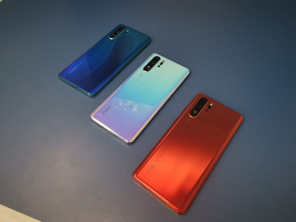 Huawei P30 Pro Announced & Hands on Review – Quad camera, 40MP, 10x zoom, 409600 ISO 9