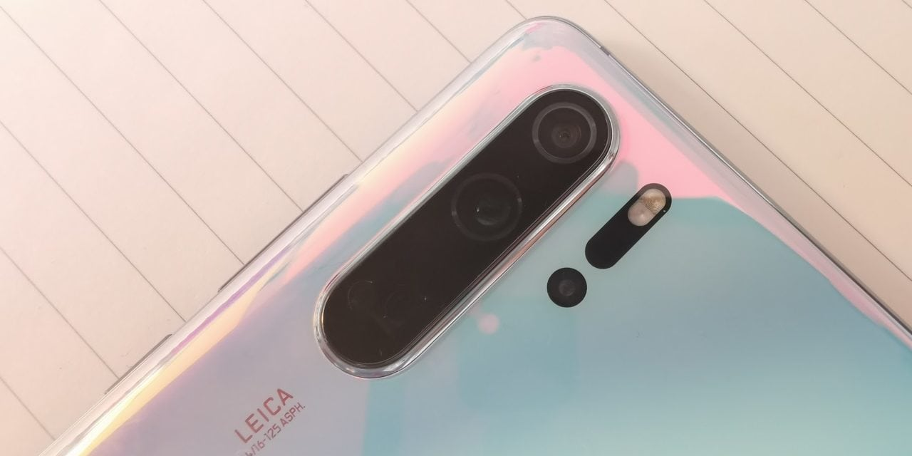 Huawei P30 Pro getting Android 10 based EMUI 10 on O2 & Vodafone UK