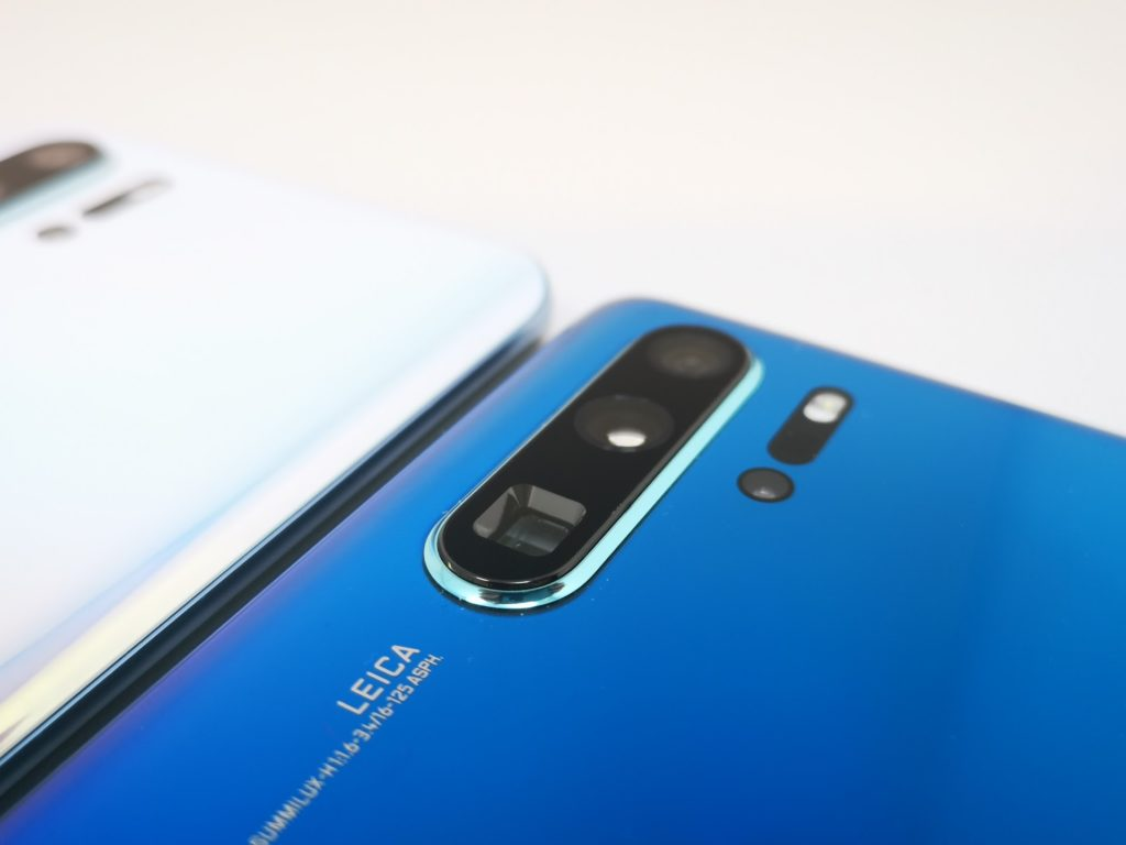 Huawei P30 Pro Announced & Hands on Review – Quad camera, 40MP, 10x zoom, 409600 ISO 7