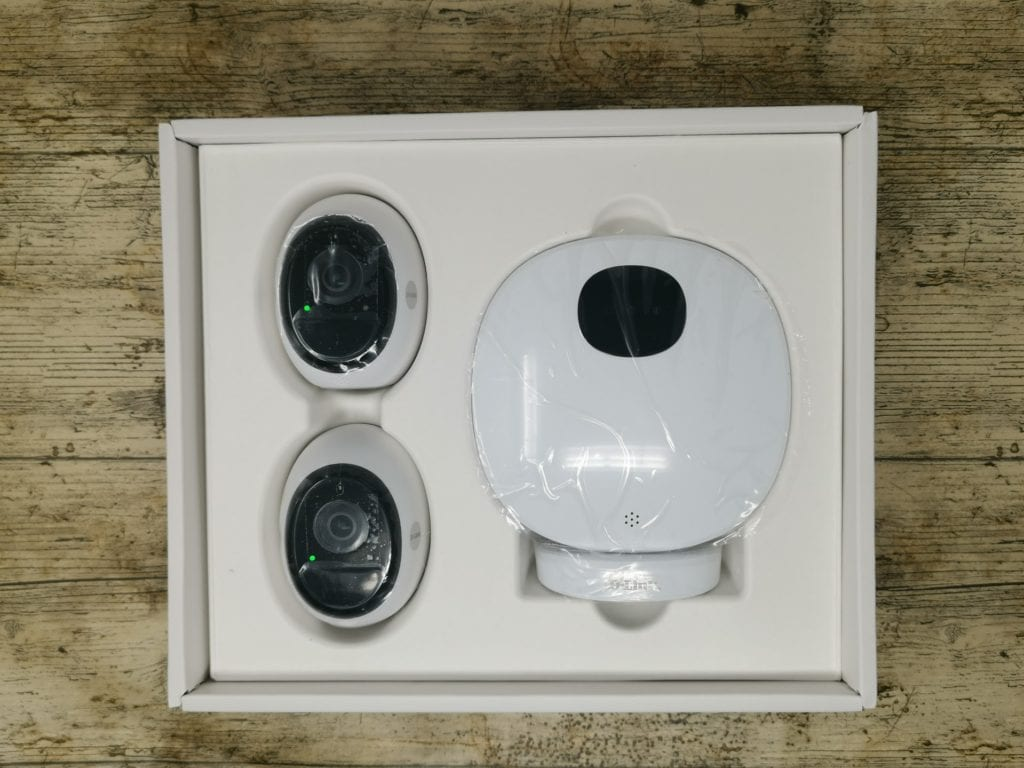 D-Link Wire-Free Camera Kit Review – A competitively priced wire free surveillance system - DCS‑2802KT‑EU 3