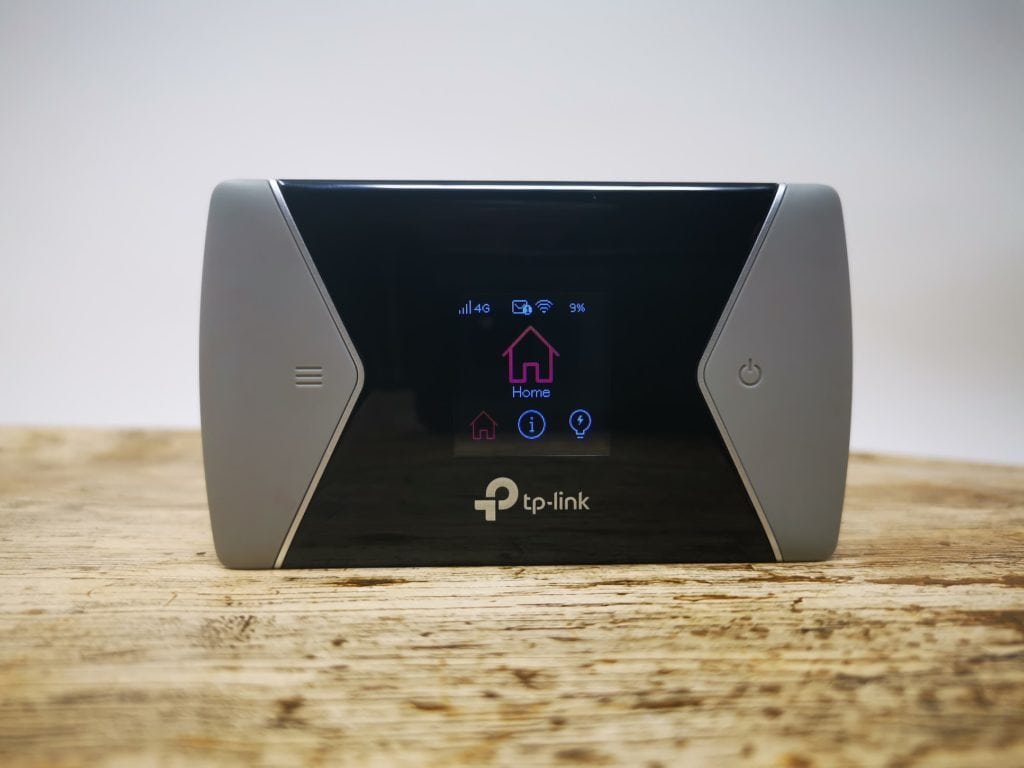 TP-Link M7450 Mobile Wi-Fi Router Review 8