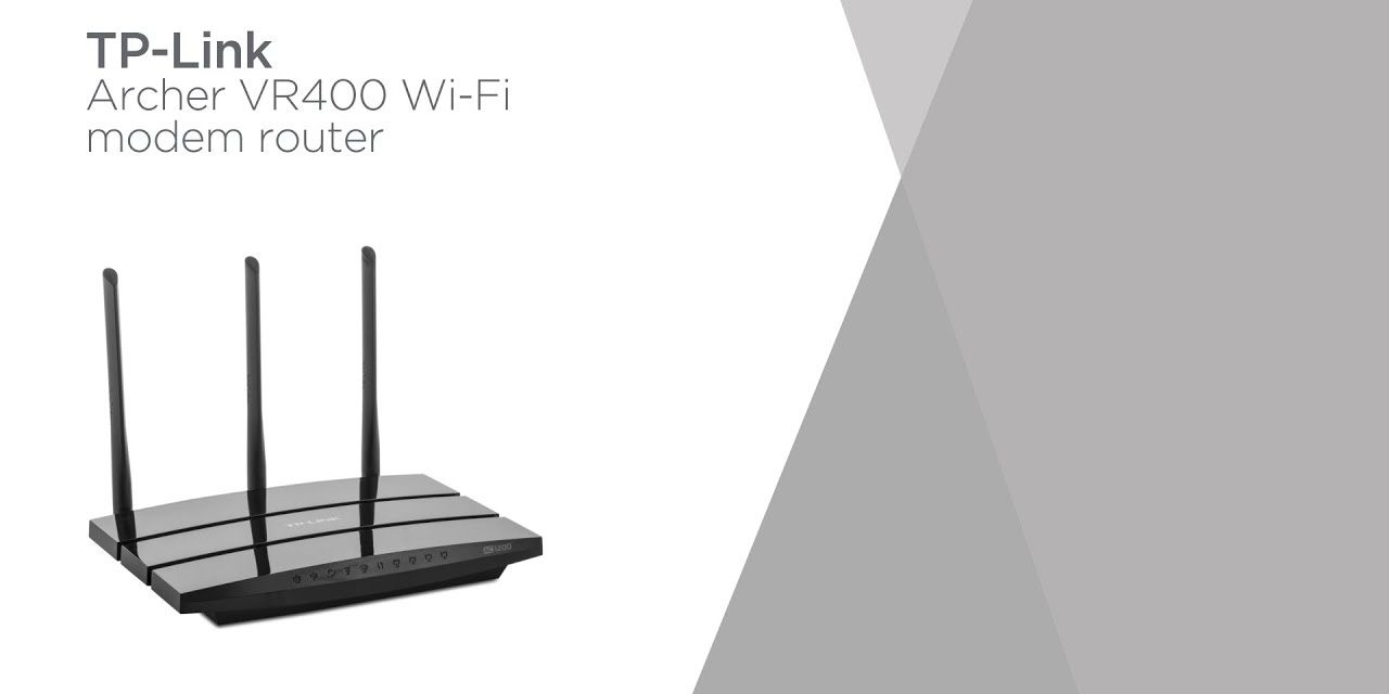 The most affordable VDSL Wi-Fi Routers to replace your ISP supplied router – 2019