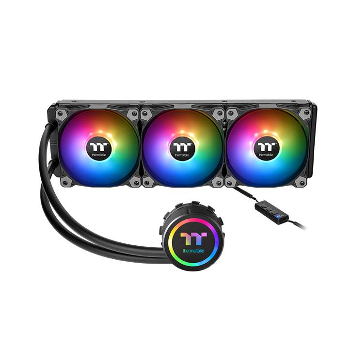 Thermaltake Water 3.0 360 ARGB Sync Edition AIO CPU Cooler Review 7