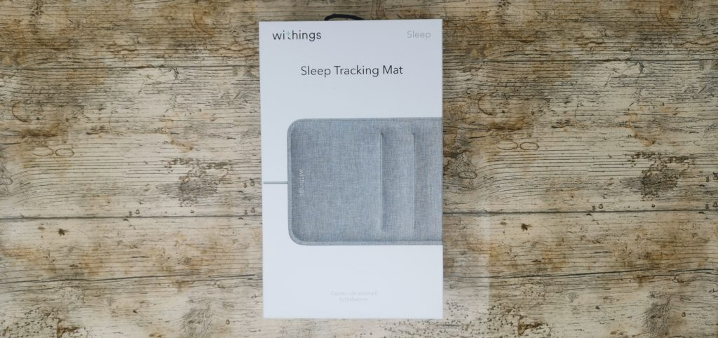 Withings Sleep Tracking Mat Review – Sleep tracking, Apnoea detection & home automation 1