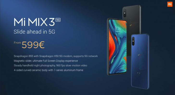 Best of MWC 2019: 6 Phones you can afford edition 4