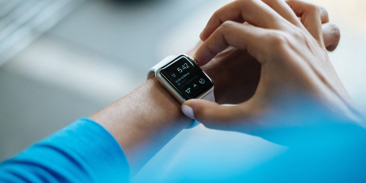Wearables, we are just digging the tip of the iceberg with this technology