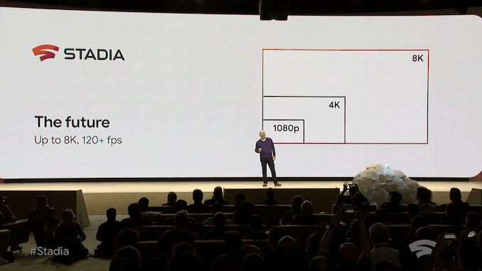 Google Stadia Instant Access Game Streaming Service via Chrome to Launch this Year. Doom Eternal will run at 4K60 5