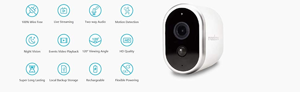 UCam247 Moobox ProXT Review – A well-made sub-£100 Wire Free Outdoor Security Camera