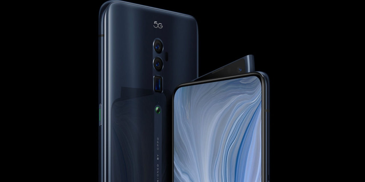 OPPO Reno announced with 10x Zoom edition. 5G version launches in Europe on 24th of April