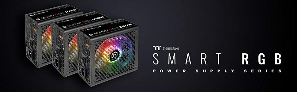 Thermaltake Smart RGB 500w Power Supply Review