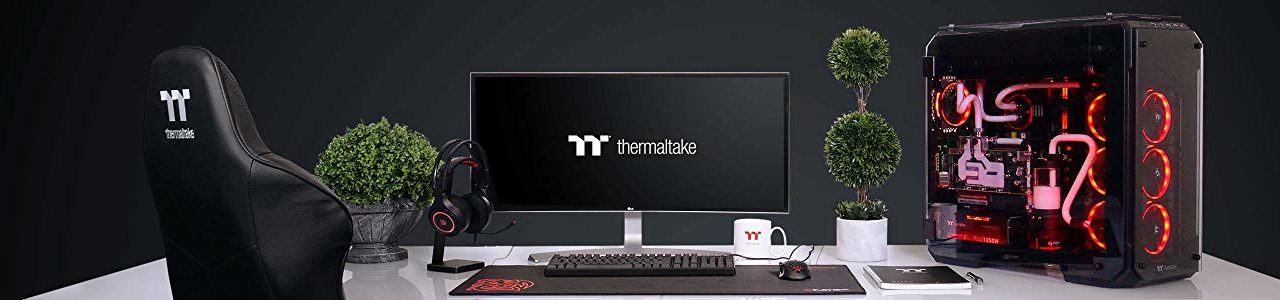Thermaltake launches Amazon store with a giveaway for a case, cooler and PSU.