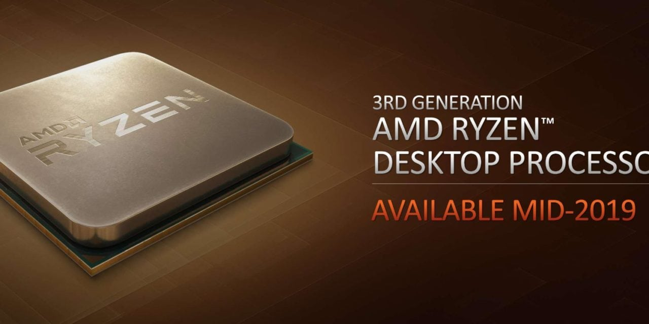 AMD entry level Ryzen 3 3300 6-Core CPU may be faster than Ryzen 7 2700X