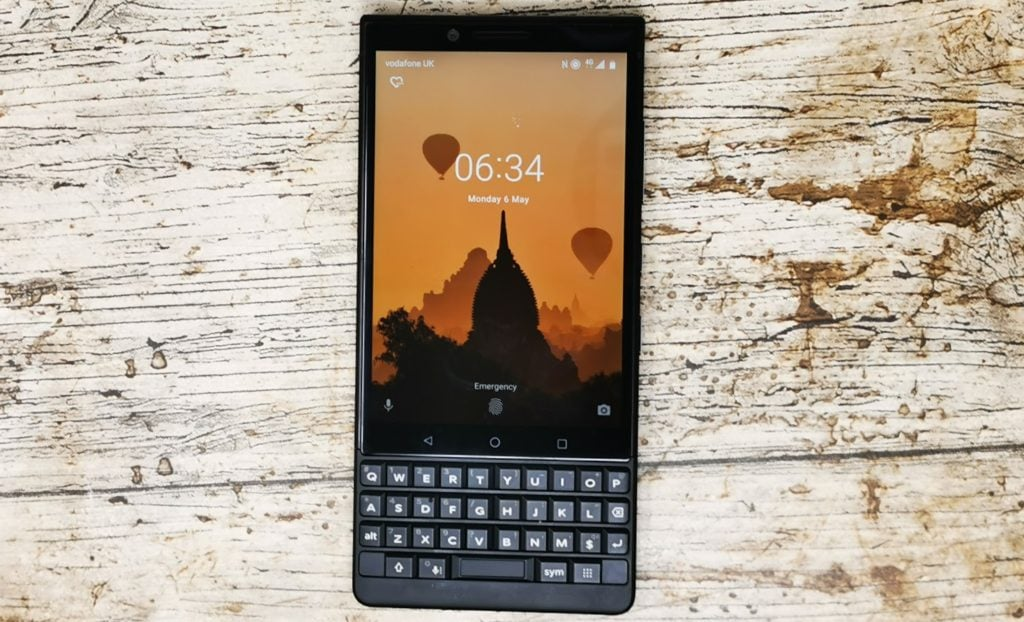 Blackberry Key2 Review – Still the best productivity and security focussed phone on the market. 8