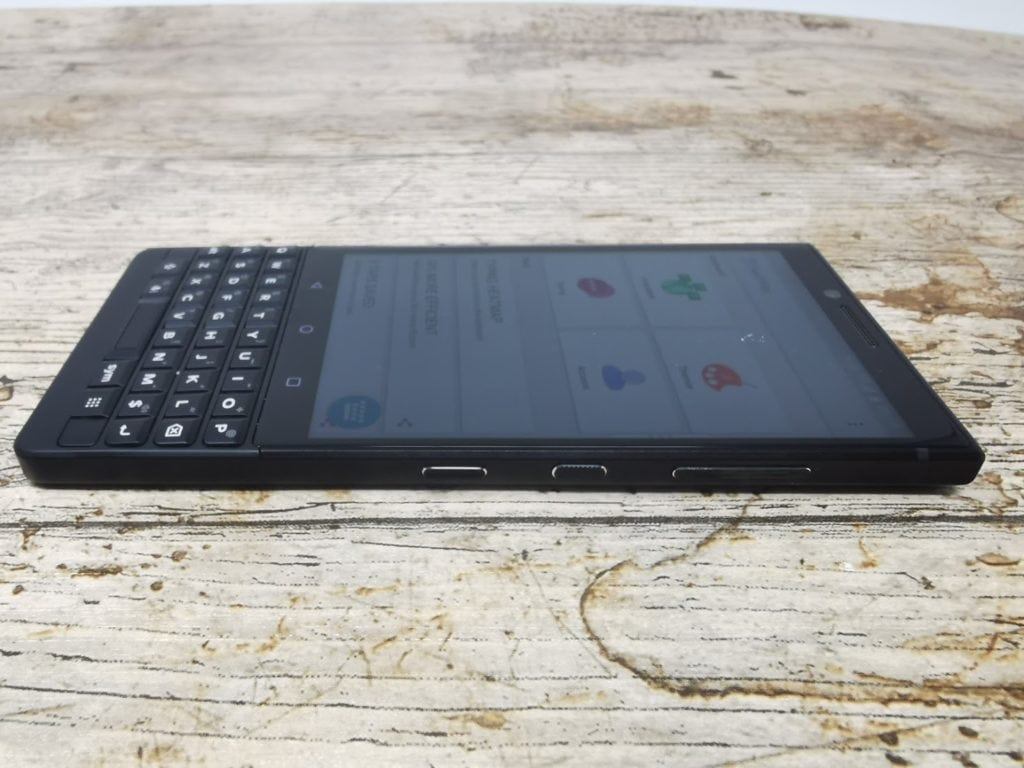 Blackberry Key2 Review – Still the best productivity and security focussed phone on the market. 4