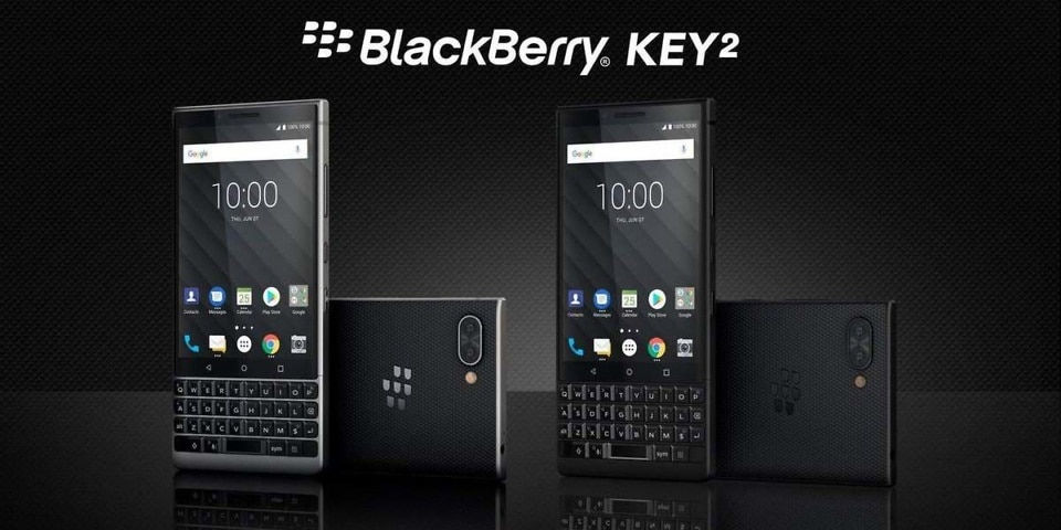 Blackberry Key2 Review – Still the best productivity and security focussed phone on the market.